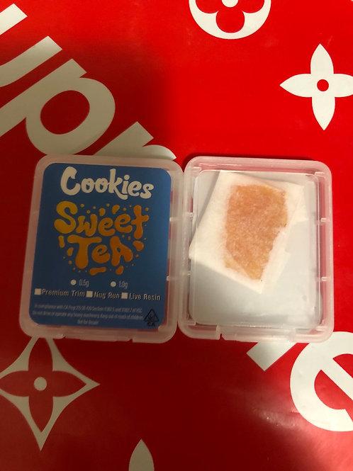 Cookies Sweet Tea Shatter Topshelf 1g