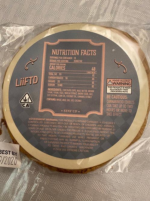 LiiFTD Cookies (Chocolate Chip) 350mg