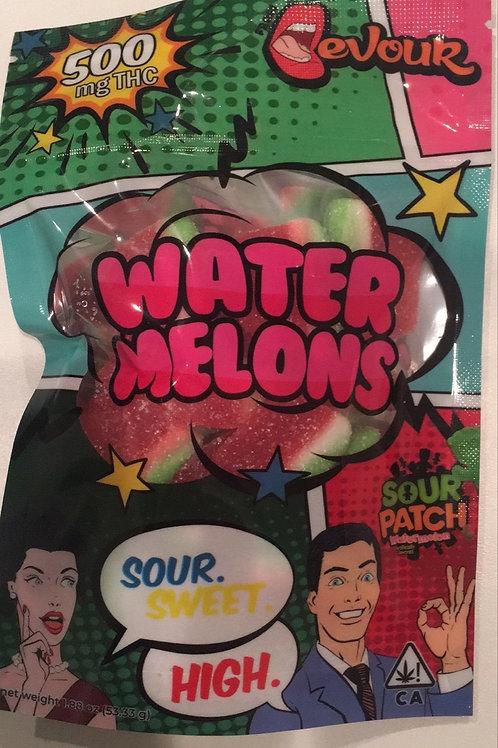 Devour Watermelon Sour Patch 500mg
