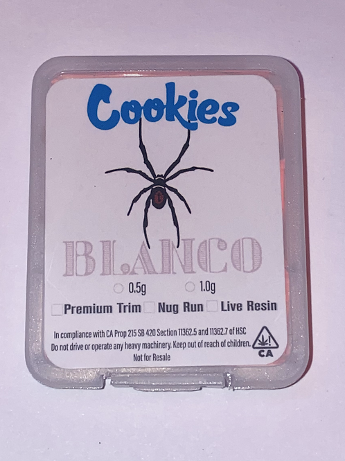 Cookies Blanco Nug Run1G