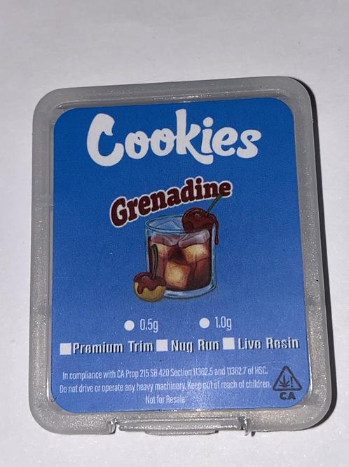 Cookies Grenadine Private Reserved Nug Run 1g