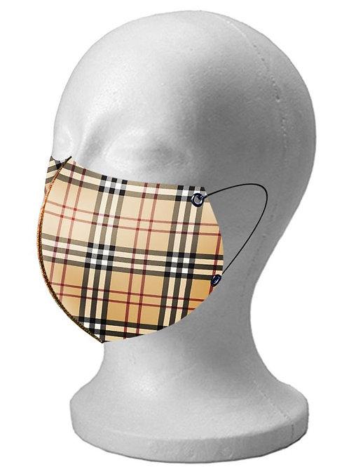 Burberry Custom Handmade Mask