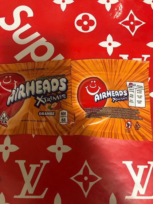 Airheads Xtremes Orange 408mg