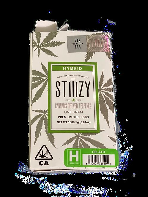 Gelato Cannabis Derived Terpenes Hybrid 1000mg