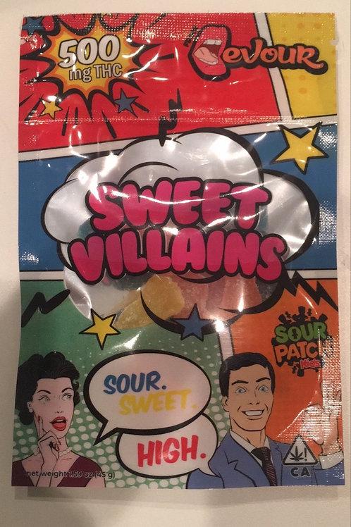 Devour Sweet Villain Sour Patch 500mg