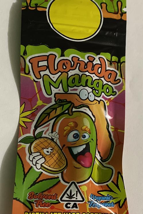 Florida Mango Vape Cartridge 1gm