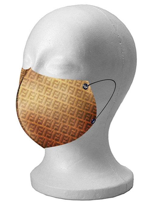 Fendi Custom Handmade Mask