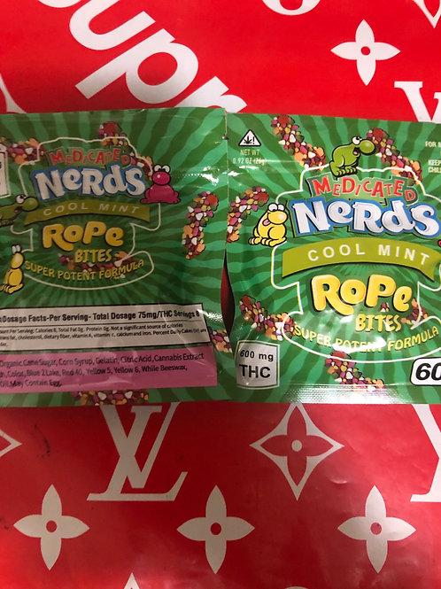 Nerds Rope Cool Mints 600mg