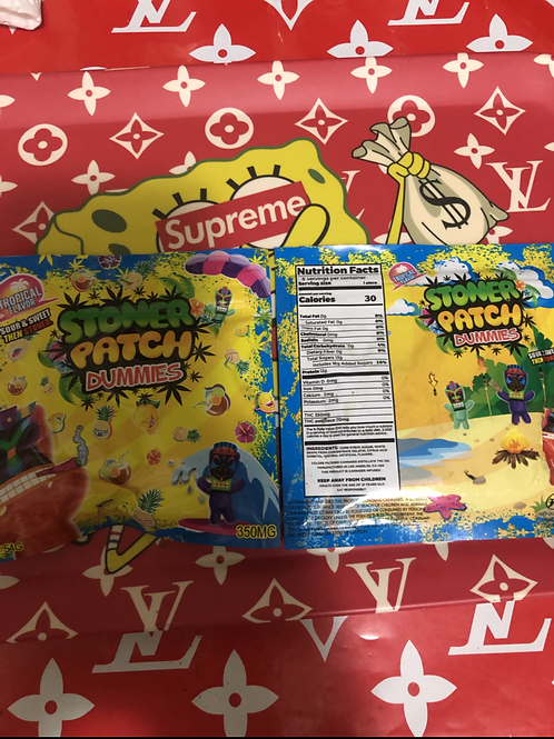 Stoner Patch Tropical flavor 350mg