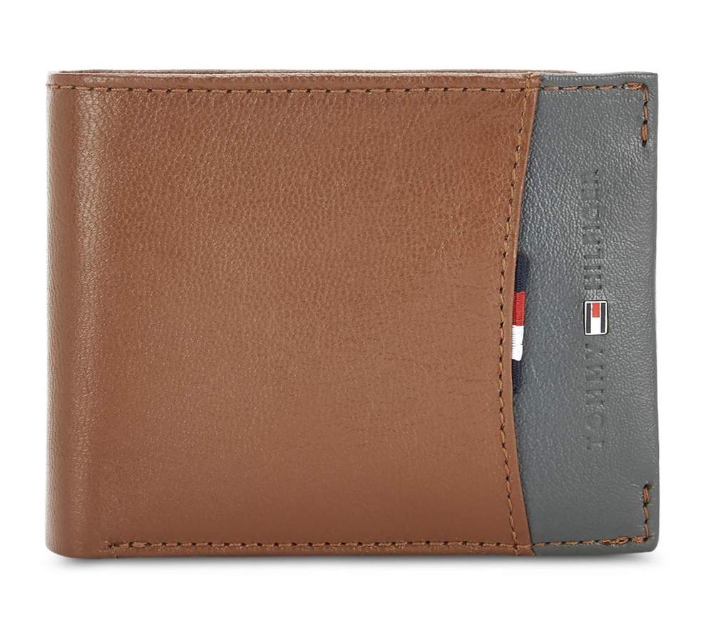 Tommy Hilfiger Tan Men's Wallet