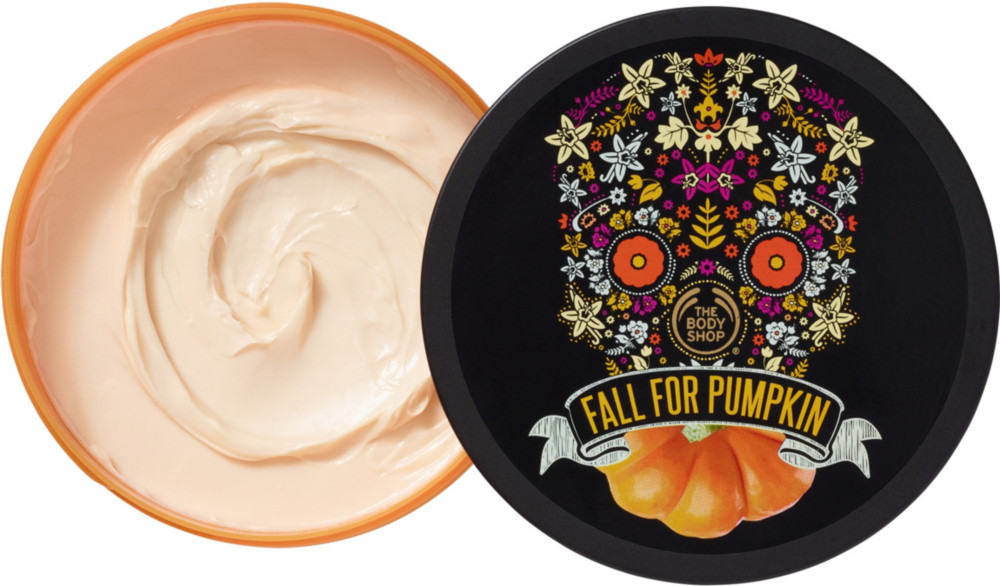 Body Shop Fall for Pumpkin Body Butter
