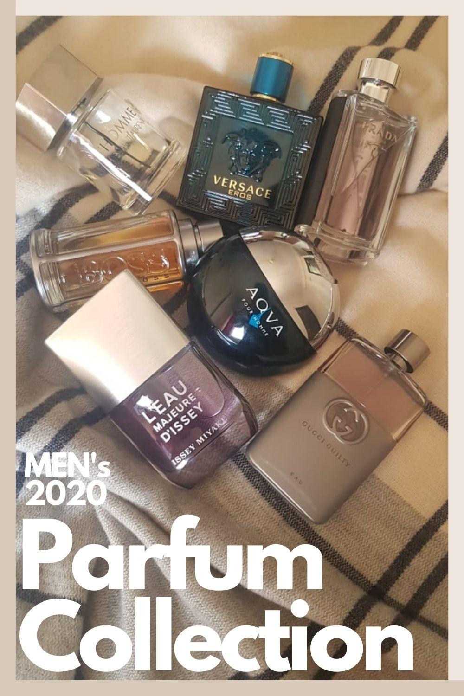 Men's 2020: Perfume Collection - An Ayesha Joshi Product