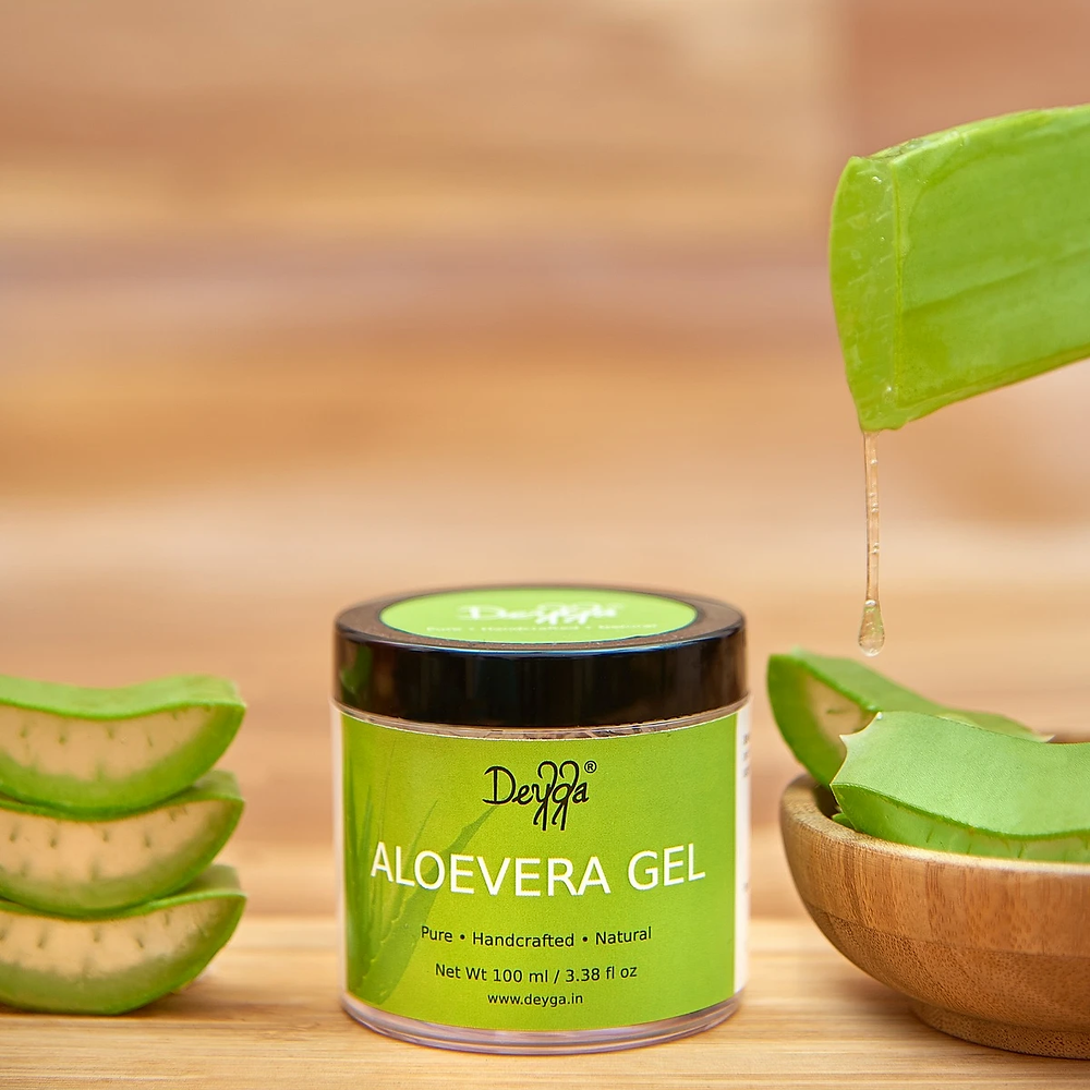 Deyga Aloe Vera Gel _ An Ayesha Joshi Product Review Blog