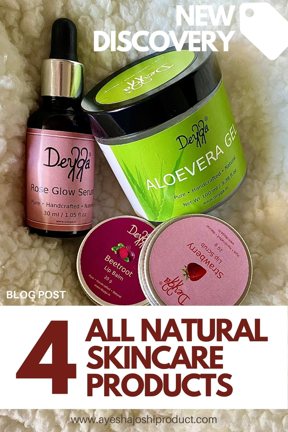 Deyga Organics _ An Ayesha Joshi Product Review