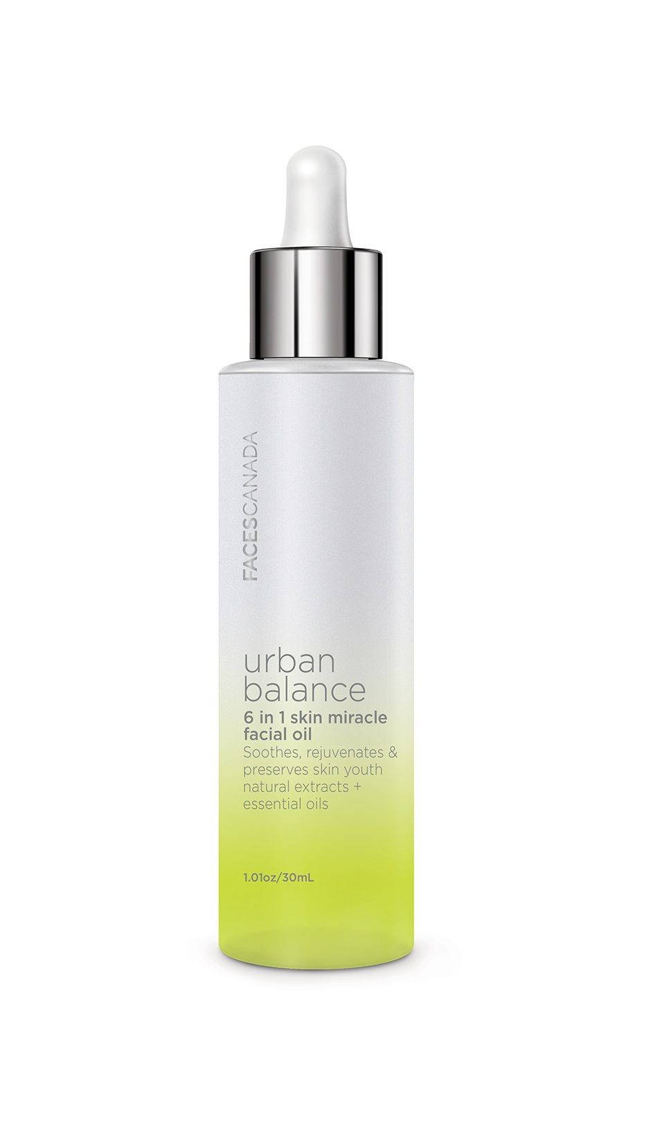 Face Canada Urban Balance 6-in-1 Miracle Oil