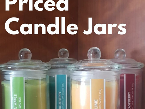Home Centre: Well Priced Candles