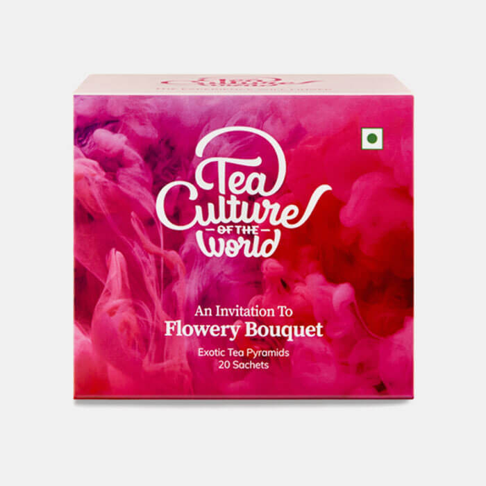 Tea Culture Of The World _ Flowery Bouquet