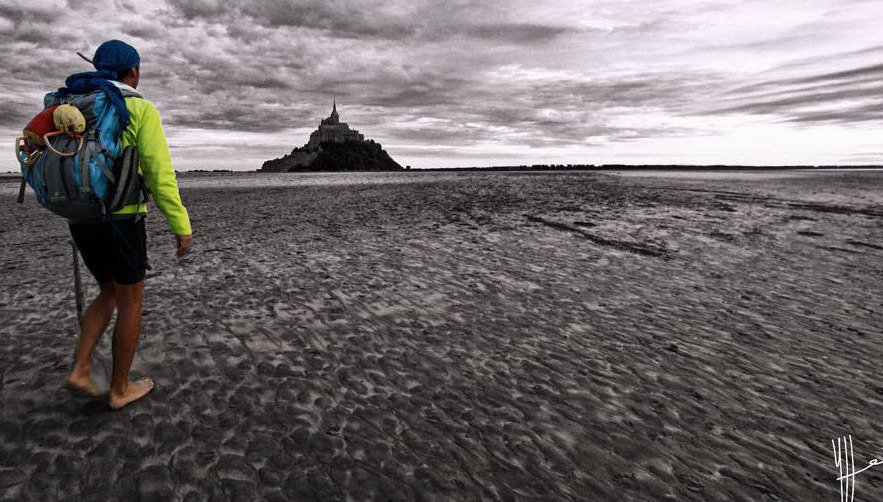 Guide-Passeur de Saint-Michel - guide des traversées de la baie du mont saint-michel