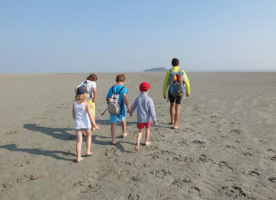 13 avril 2021 - Escapade familiale en baie