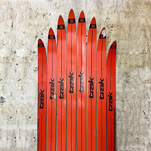 Made-to-Order Nordic Ski Chair – Orange Trak