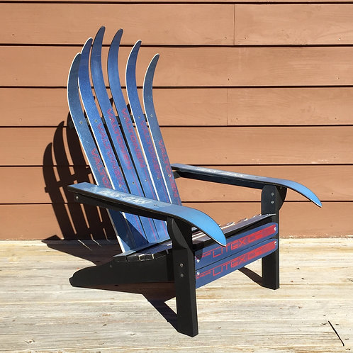 Kids Ski Chair – Blue Valtonen