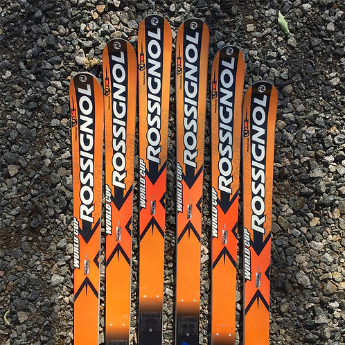 Made-to-Order Downhill Ski Chair – Weibrecht Orange Rossignol