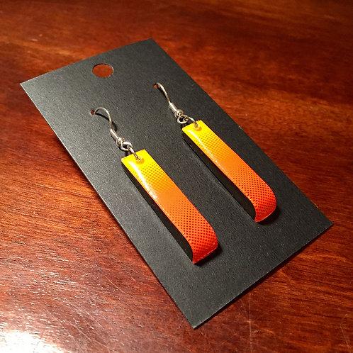 Downhill Ski Earrings – Bonfire Sparks