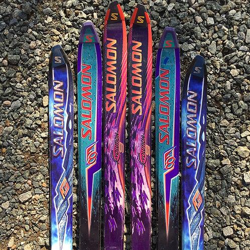 Made-to-Order Downhill Ski Chair – Salomon Brights