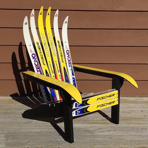 Kids Ski Chair – Yellow Fischer