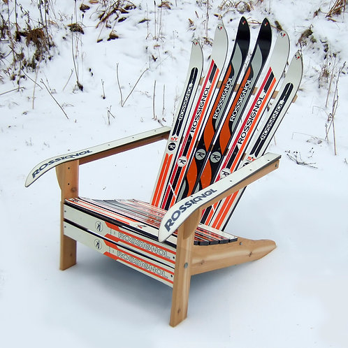 Classic Ski Chair – Vintage Rossignol