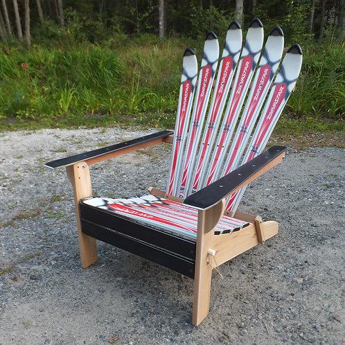 Folding Ski Chair – Dynastar Red/White
