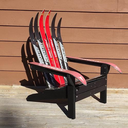 Kids Ski Chair – Grey Red