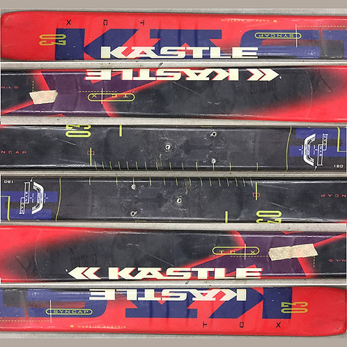 Made-to-Order Ski Table – Kastle Red