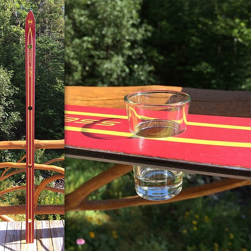 4-Glass Shot Ski – Hart