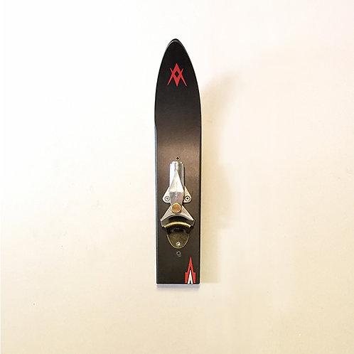 Wall Mounted Ski Binding Bottle Opener – Volkl