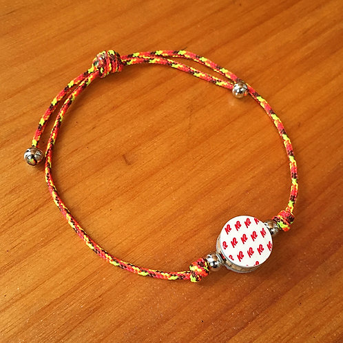 Ski Bead Slide Knot Bracelet –  K2 on Orange