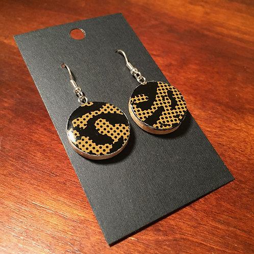 Nordic Ski Earrings – Leopardish