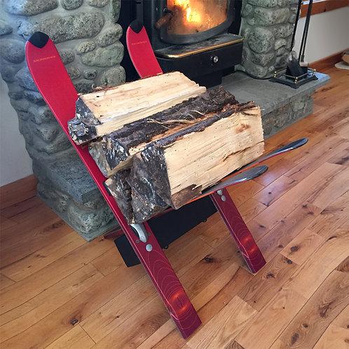 Ski Firewood Rack – Salomon