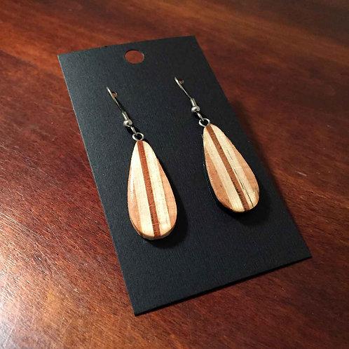 Downhill Ski Earrings – Paddleboard