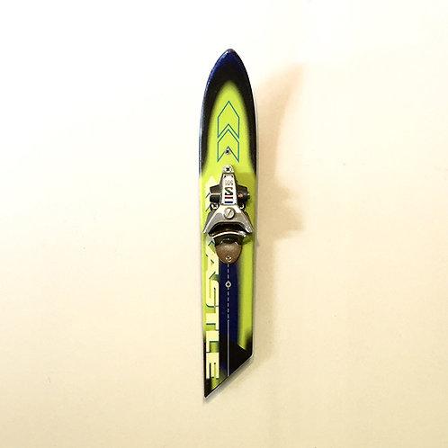 Wall Mounted Ski Binding Bottle Opener – Kastle