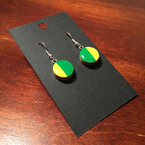 Downhill Ski Earrings – Gryphon