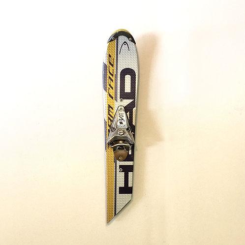 Wall Mounted Ski Binding Bottle Opener – Head