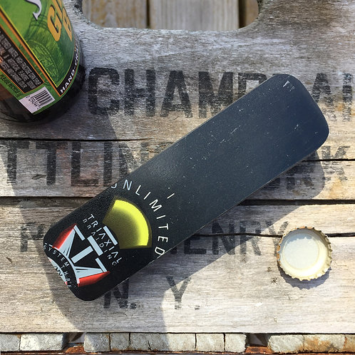 "Hand Held Brewski™ Ski Bottle Opener – ""Unlimited"""