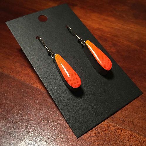 Downhill Ski Earrings – Citrus