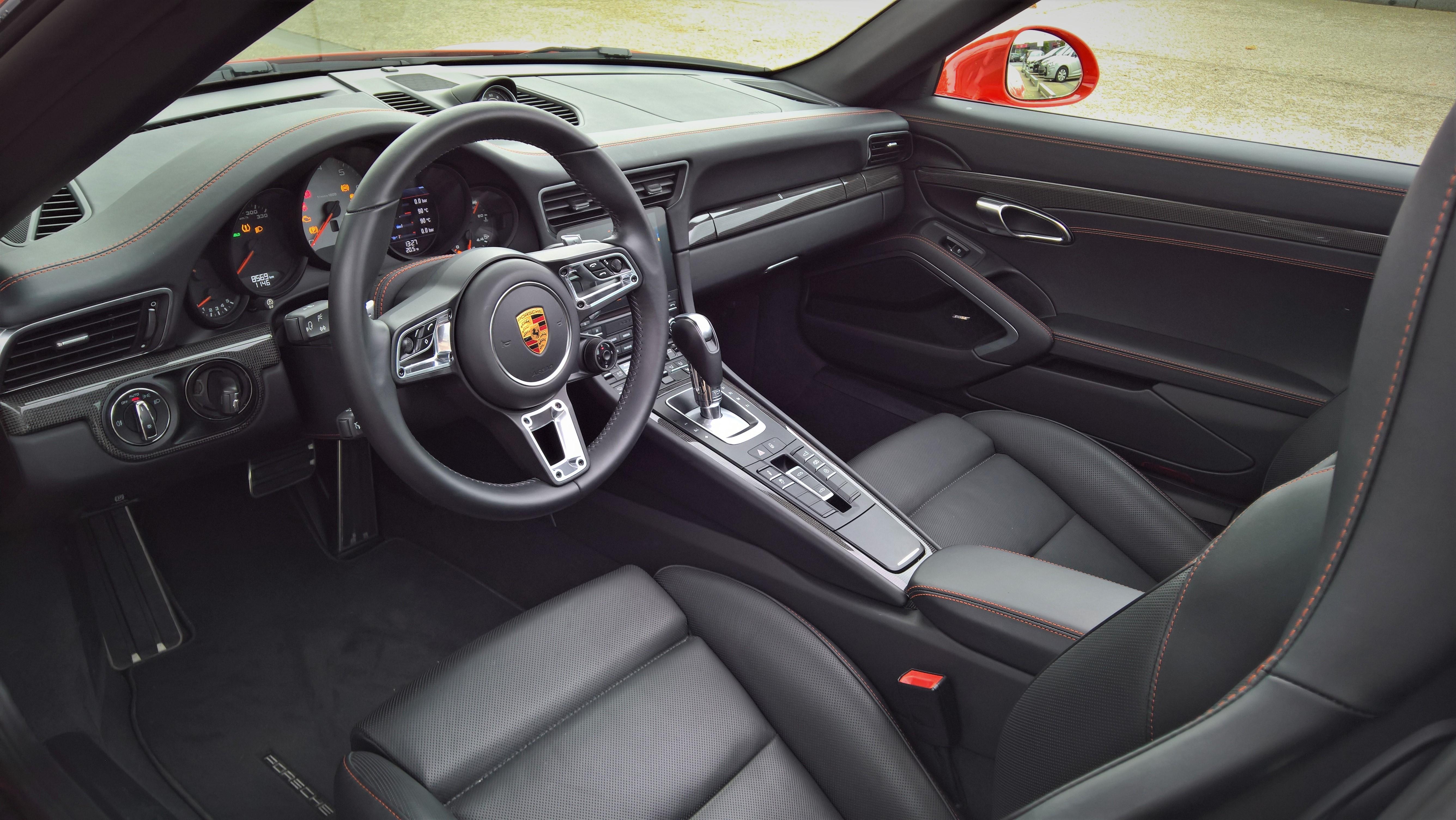 991.2 Targa 4S