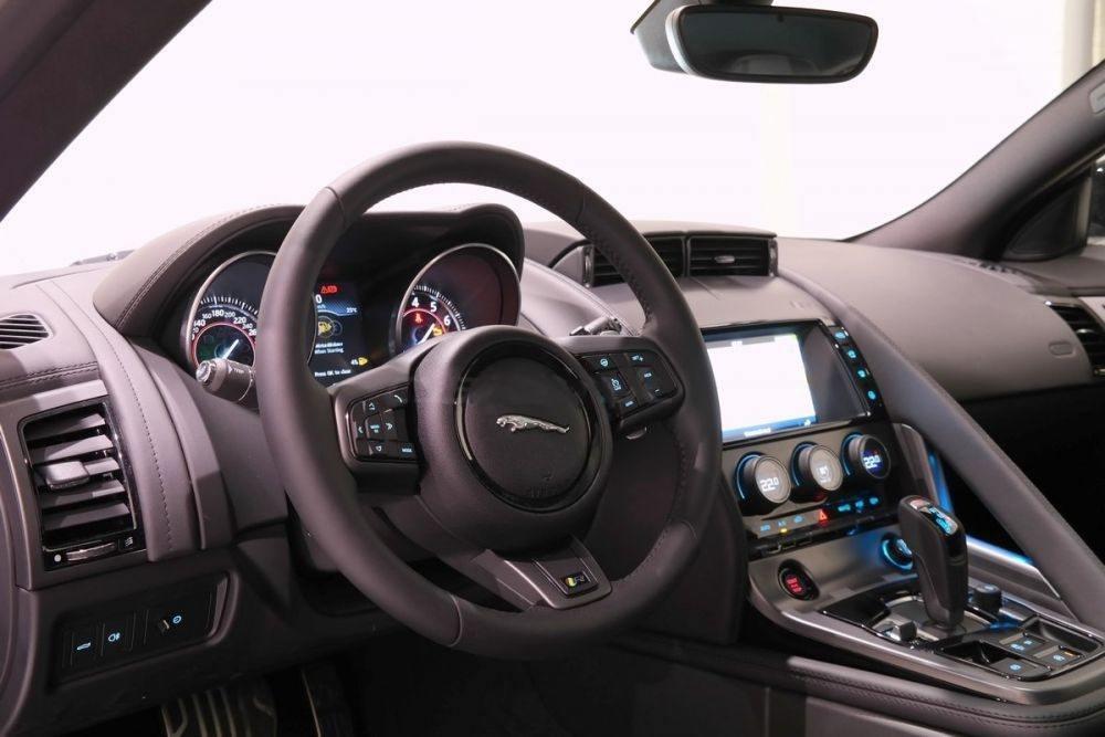 F-Type 5.0 V8 550cv 2WD