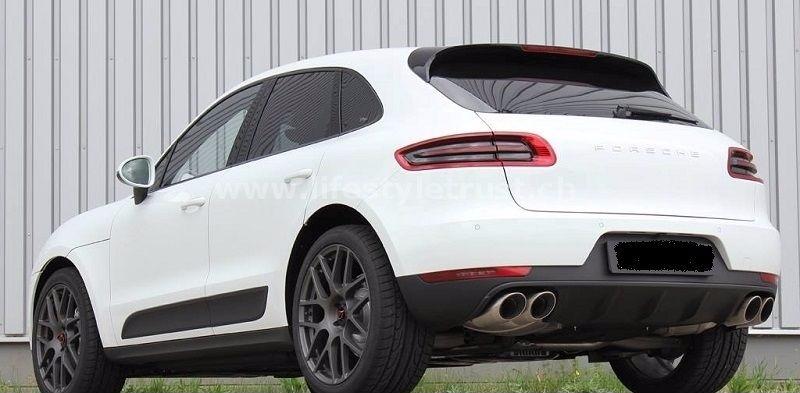 Porsche Macan S Dieseld