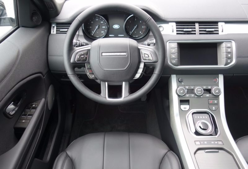 Range Rover Evoque TD4 SE