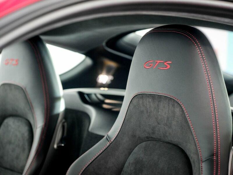 Cayman 718 GTS