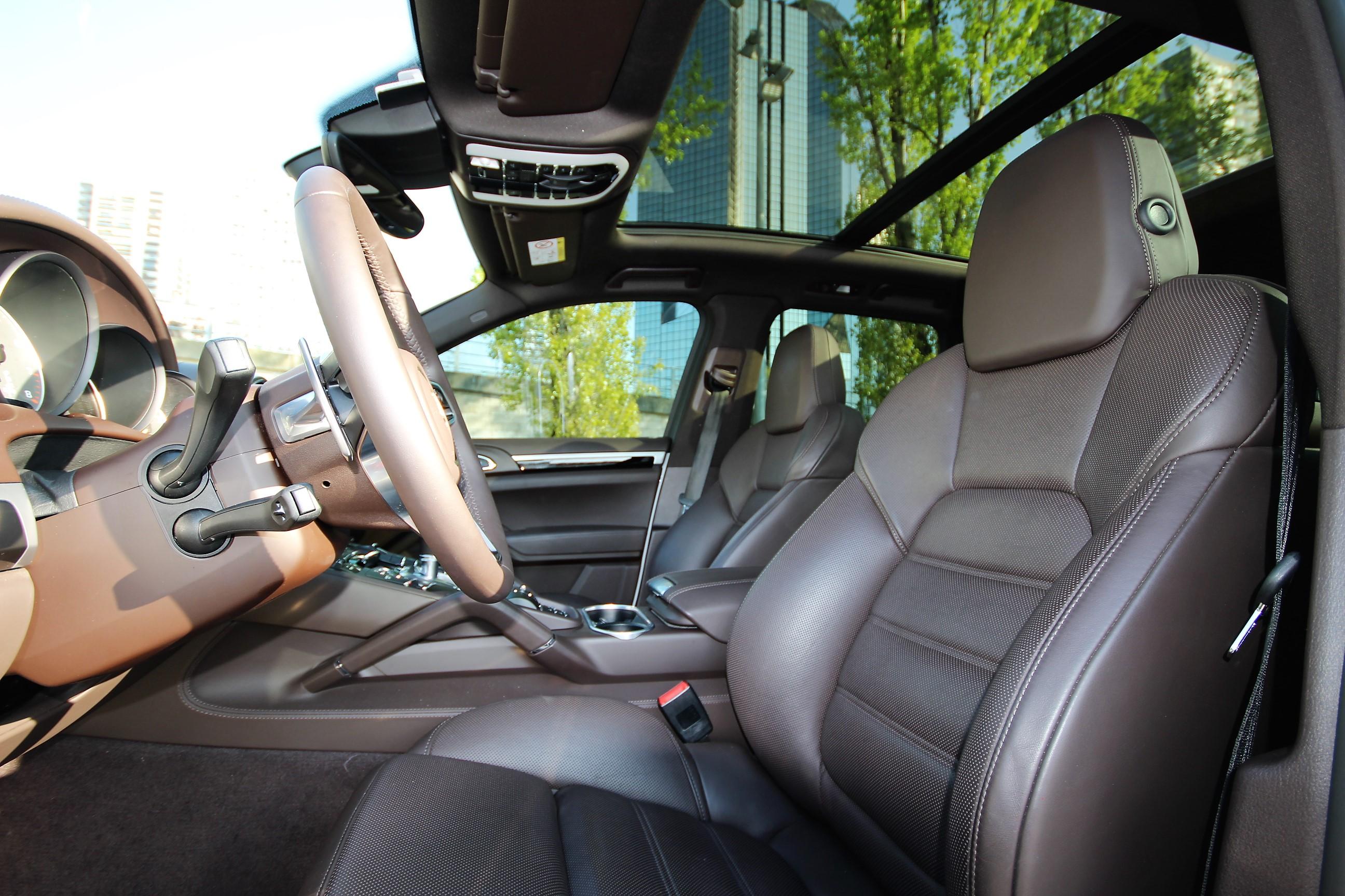 Cayenne II S E-Hybrid